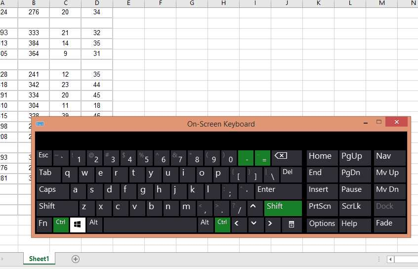 Easy Way to add row and collum